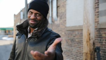 """Che """"Rhymefest"""" Smith is raising money for his third album, <em>Violence Is Sexy</em>."""