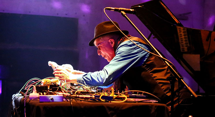 Rhys Chatham plays his first Chicago show in six years on Fri 5/20.