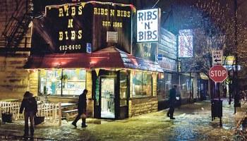 Ribs 'n' Bibs