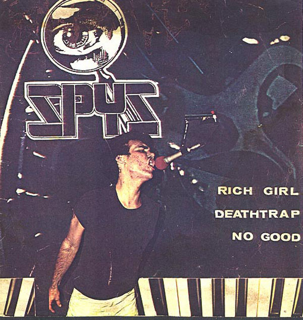 Rock Bottom & the Spys, <i>Rich Girl</i>