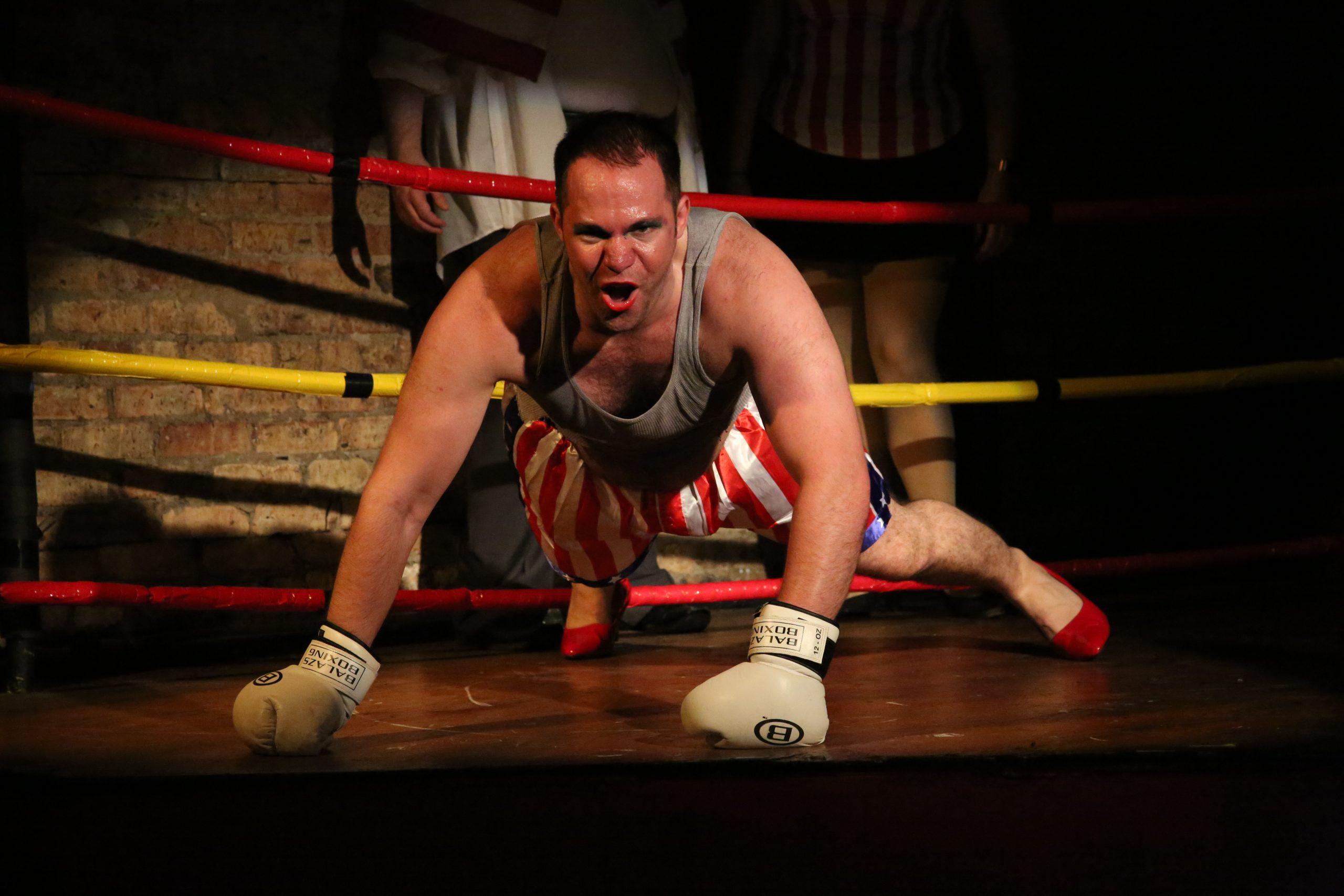 Corn Productions' <i>The Rocky Horror Balboa Show</i>
