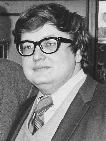 Roger Ebert, the legendary film critic, is inducted into the Chicago Literary Hall of Fame on Saturday.