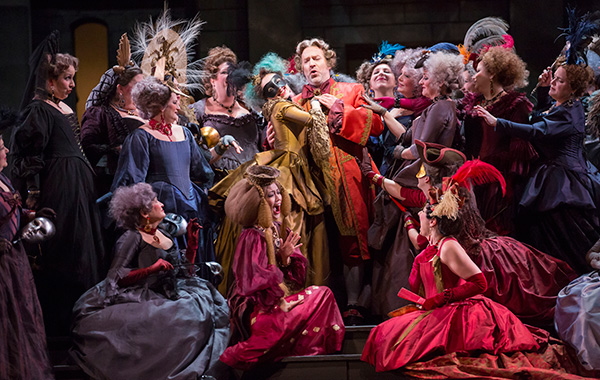 Lyric Opera's <i>Romeo and Juliet</i>