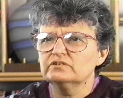 Ruth Surgal, one of the original Janes, who died in 2004
