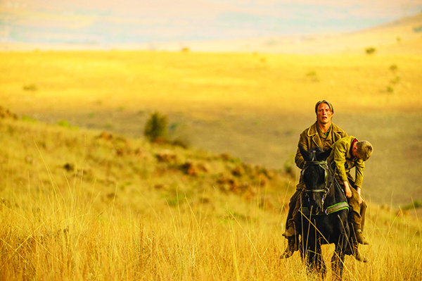 <i>The Salvation</i> screens Mon 10/13 and Tue 10/14, 8:30 PM.
