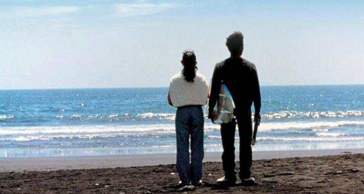 <i>A Scene at the Sea</i>