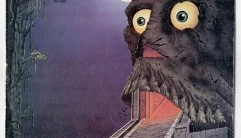 The cover of Crossfire's 1985 album <i>Second Attack</i>, skull number 559 at Big Dumb Skulls