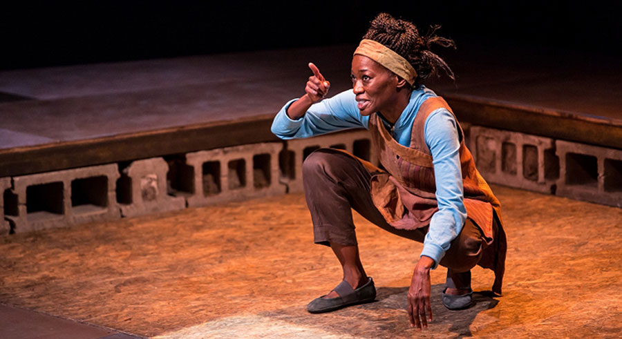 <i>Seedfolks</i>, Chicago Children's Theatre at Ruth Page Center for the Arts