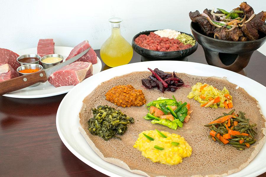 Selam Ethiopian Cuisine
