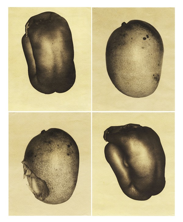"""Shala Miller's <i>Me and the Mango</i> is on display as part of """"De Nue."""""""