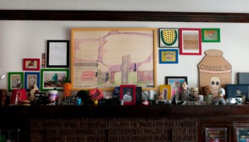The Willis drawing is front and center.