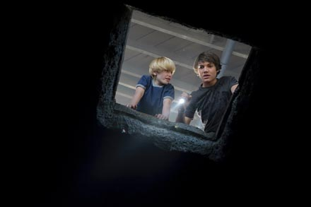 The Hole: These unsuspecting kids just opened a trapdoor to Joe Dante's inferno