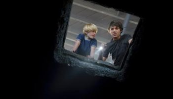 <i>The Hole</i>: These unsuspecting kids just opened a trapdoor to Joe Dante's inferno