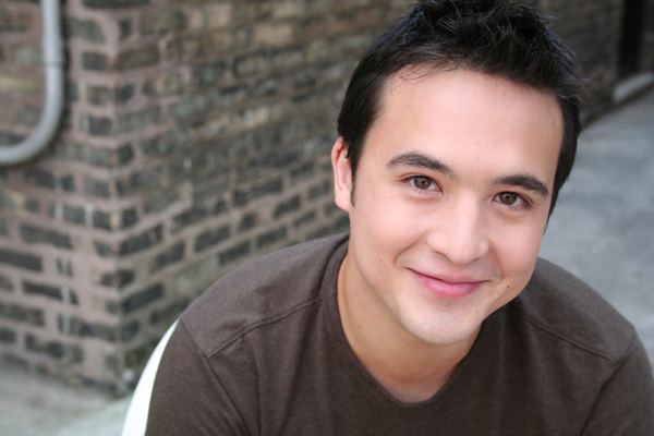 Erik Kaiko, star of Silk Road Cabaret