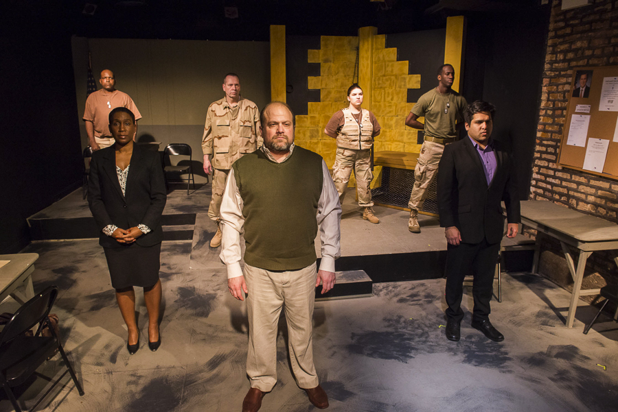 Agency Theater Collective's <i>Skin for Skin</i>
