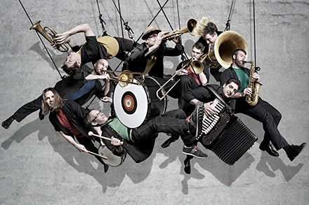 Slavic Soul Party!, America's greatest Balkan-style brass band