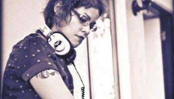 DJ Tess Kisner of Slo 'Mo