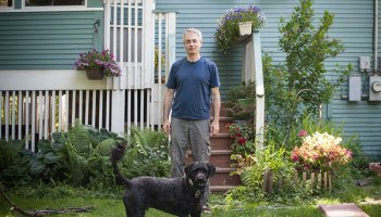 Out in Oak Park, Steve James has cultivated an unassuming life—one that reflects his approach to filmmaking.