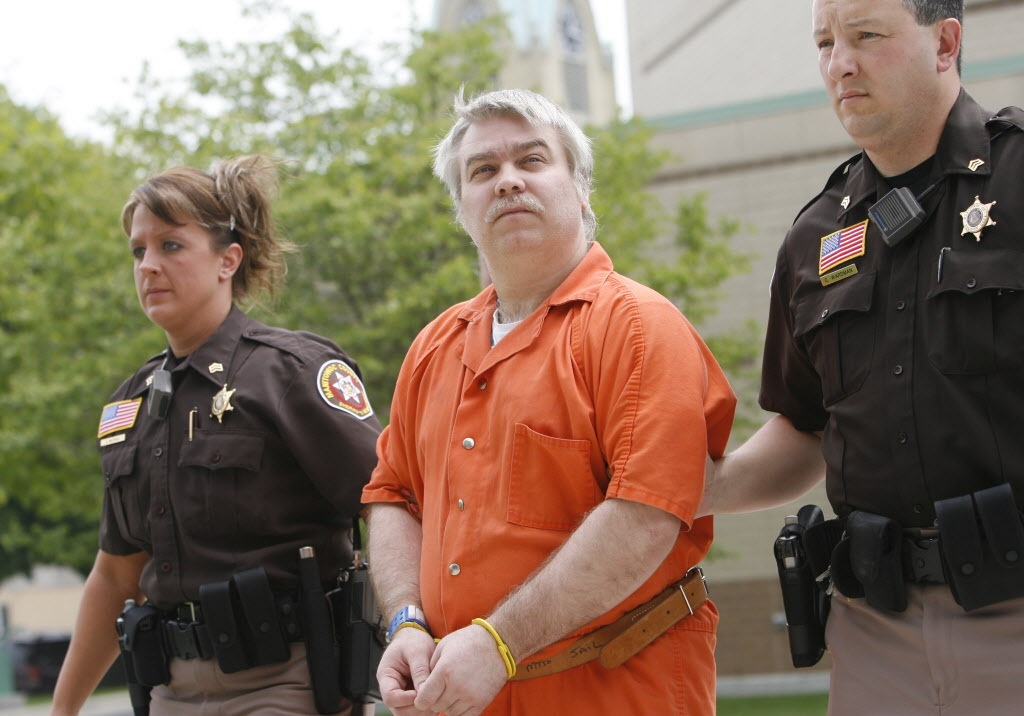 Steven Avery was convicted of murder three and a half years after his release from prison for a rape he didn't commit.