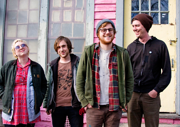 This time out, Gossip Wolf is betting on Swearin' to play the 2014 Pitchfork festival.