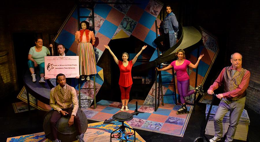 Lifeline Theatre's <i>Sylvester</i>