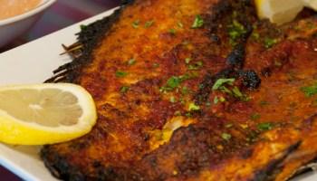 Tanoor fish