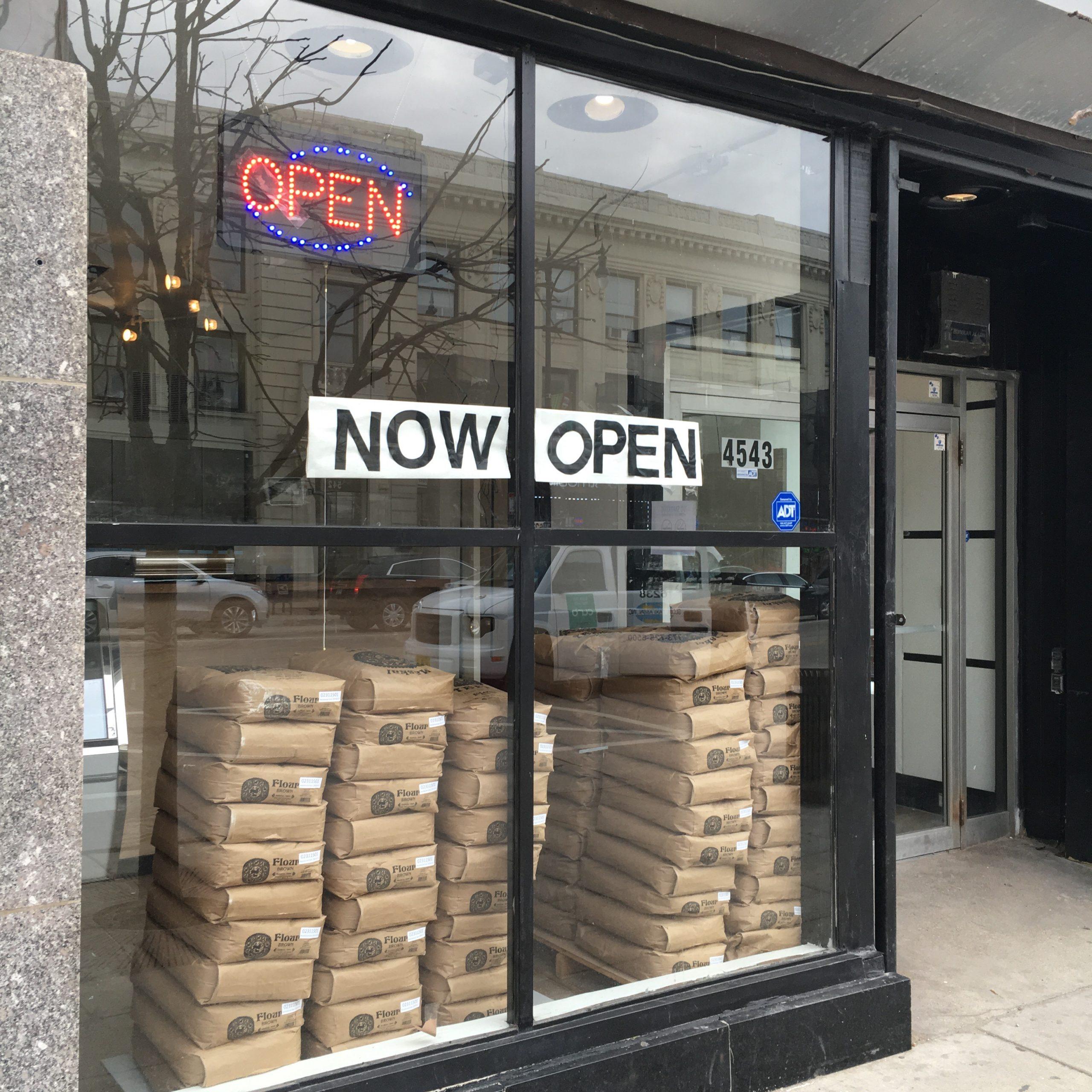Unnamed <i>injera</i> bakery in Uptown