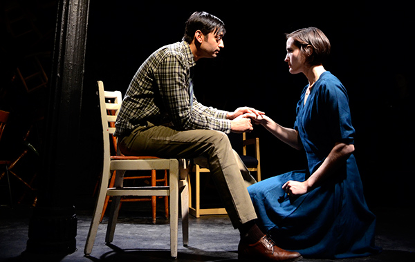 First Floor Theater's psychological thriller <i>The Awake</i>
