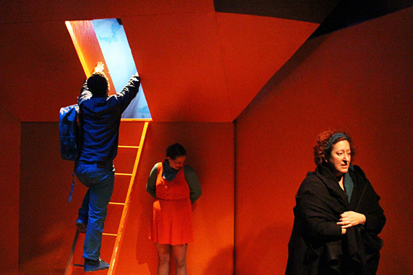 The Other Theatre Company's <i>The Realm</i>