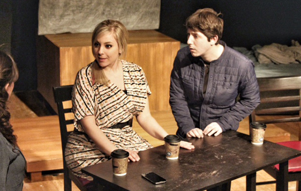 Neil LaBute's <i>The Shape of Things</i> at Eclectic Full Contact