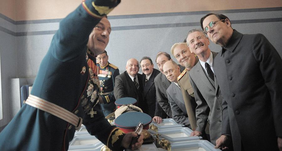 <i>The Death of Stalin</i>