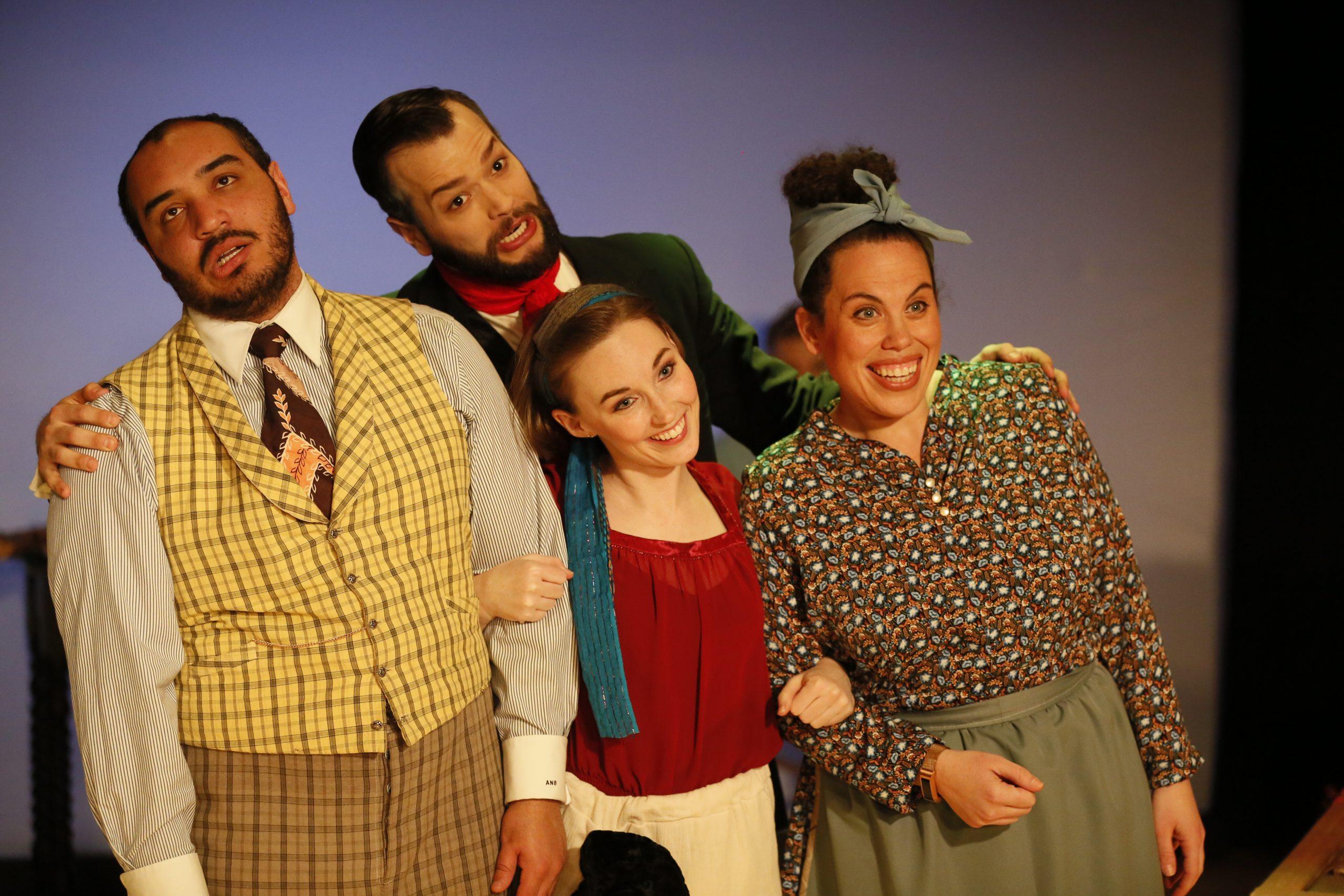 Quest Theatre Ensemble's <i>The Fantasticks</i>
