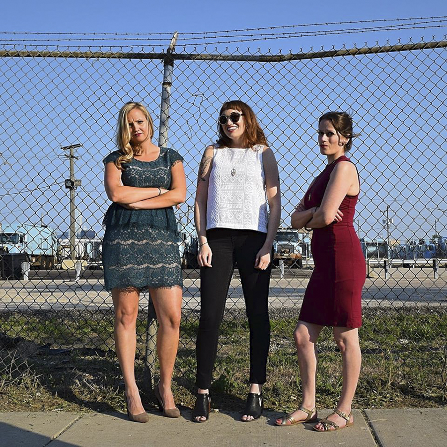 The Girl Talk hosts a special Mother Earth show on Tue 4/25.