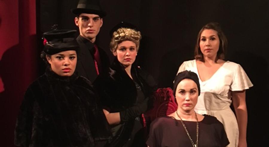 ColorBox Theatre's <i>The Medium</i>