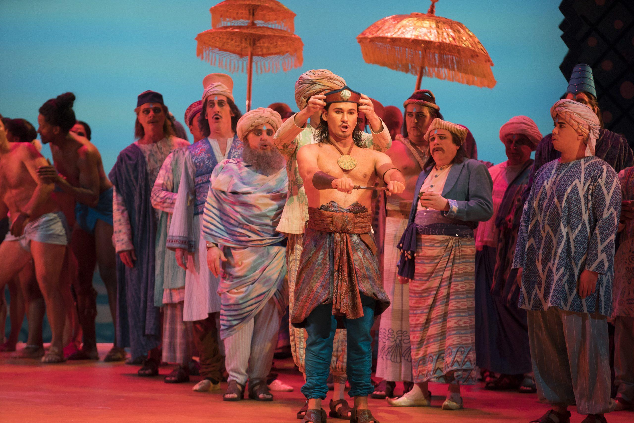 Lyric Opera's <i>The Pearl Fishers</i>