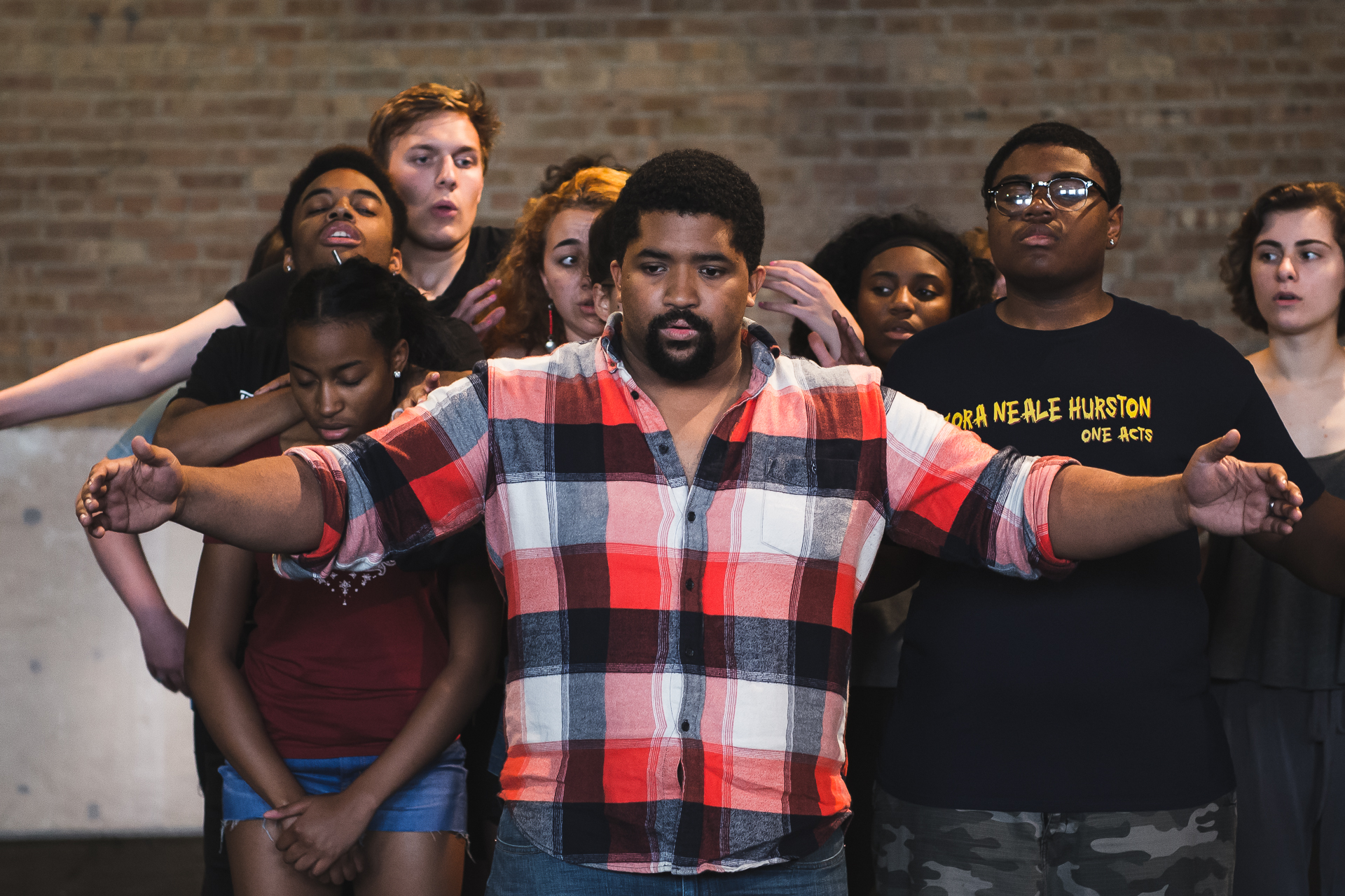American Theater Company Youth Ensemble's <i>The Project(s)</i>