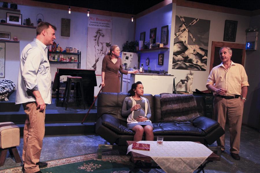AstonRep Theatre Company's <i>Time Stands Still</i>