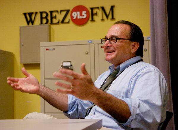 Former Chicago Public Media CEO Torey Malatia