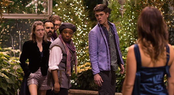 <i>Twelfth Night</i> ends its run tonight at the Lincoln Park Conservatory Sun 12/17.
