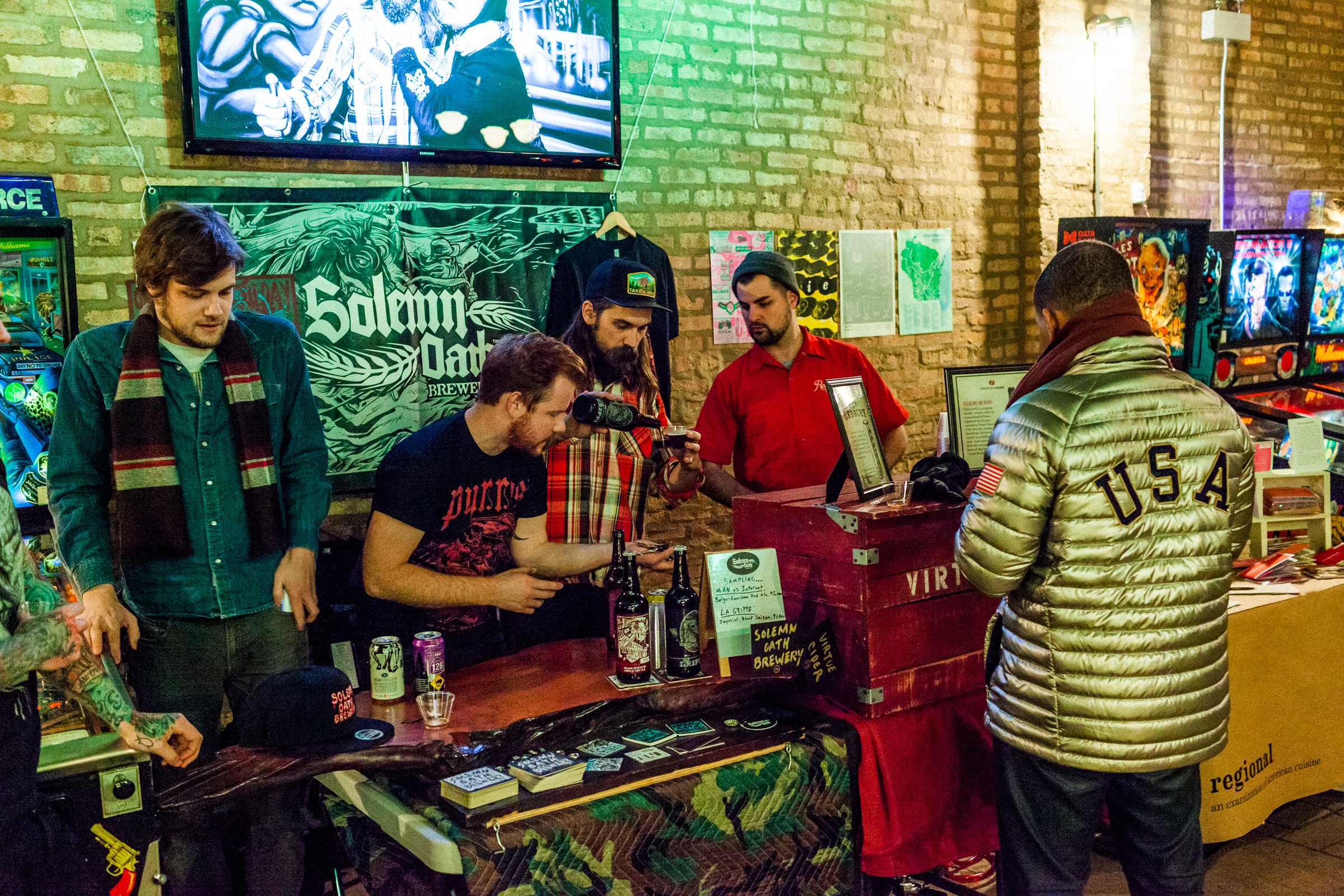 The Sauced Market celebrates its second anniversary on Tue 11/15.