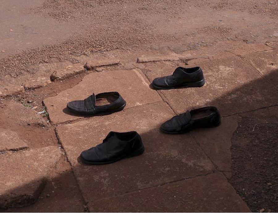 <i>Four Shoes</i>, 2005