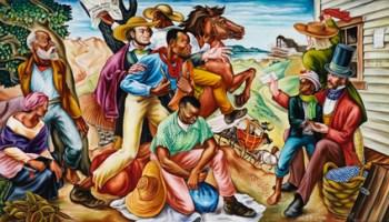 <i>The Underground Railroad</i>