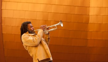 Wadada Leo Smith will play a portion of <i>Ten Freedom Summers</i> on Friday night with the Golden Quartet, Pacifica Red Coral, and video artist Jesse Gilbert.