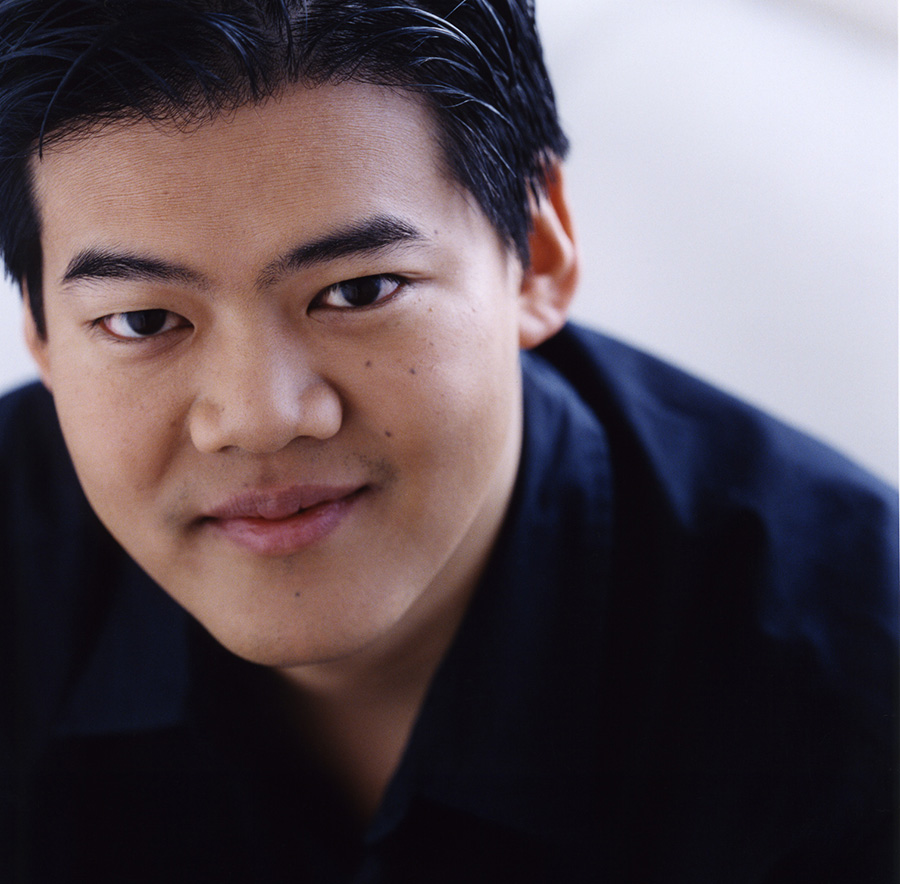 Keyboardist Winston Choi