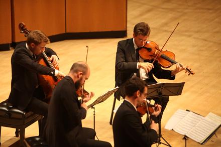Calder Quartet, Winter Chamber Music Festival