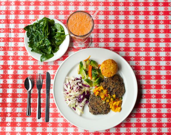 Favorite veg dish at a nonveg restaurant?