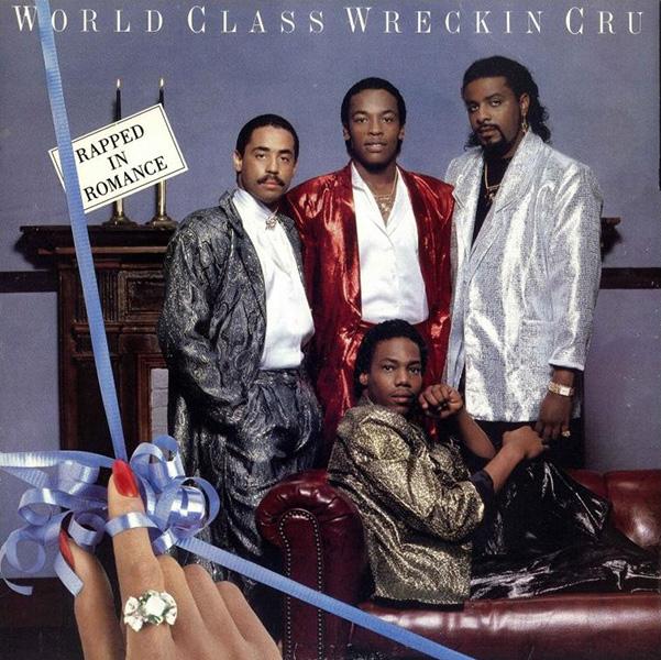 The World Class Wreckin Cru released their final album, <i>Rapped in Romance</i>, in 1986.