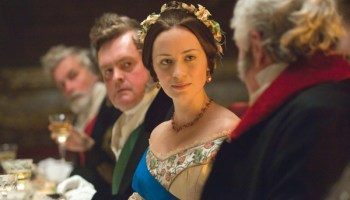Emily Blunt in <i>The Young Victoria</i>