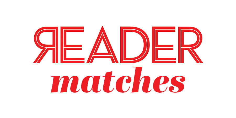 Reader Matches logo in red