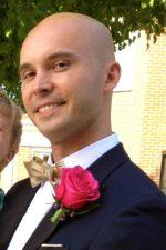 Dave Stieber, history teacher